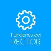 Funciones del Rector